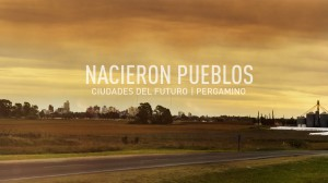 NACIERON PUEBLOS PERGAMINO
